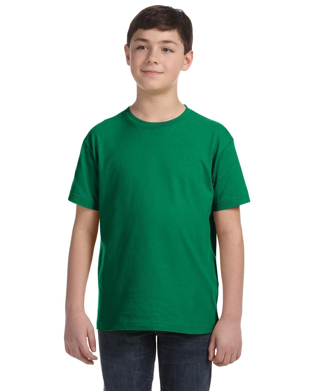 LAT Youth Fine Jersey T-Shirt KELLY