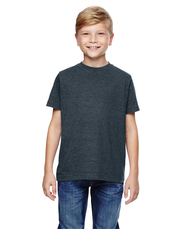 LAT Youth Fine Jersey T-Shirt VINTAGE NAVY
