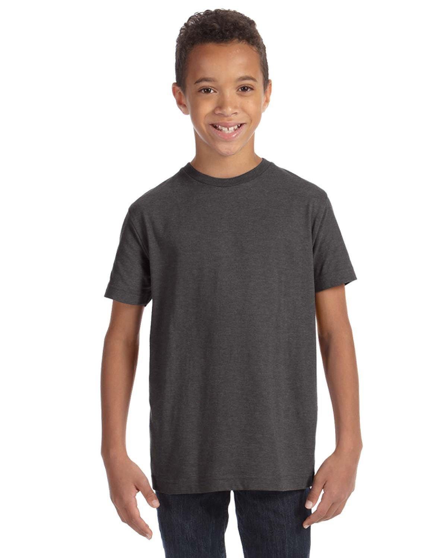 LAT Youth Fine Jersey T-Shirt VINTAGE SMOKE