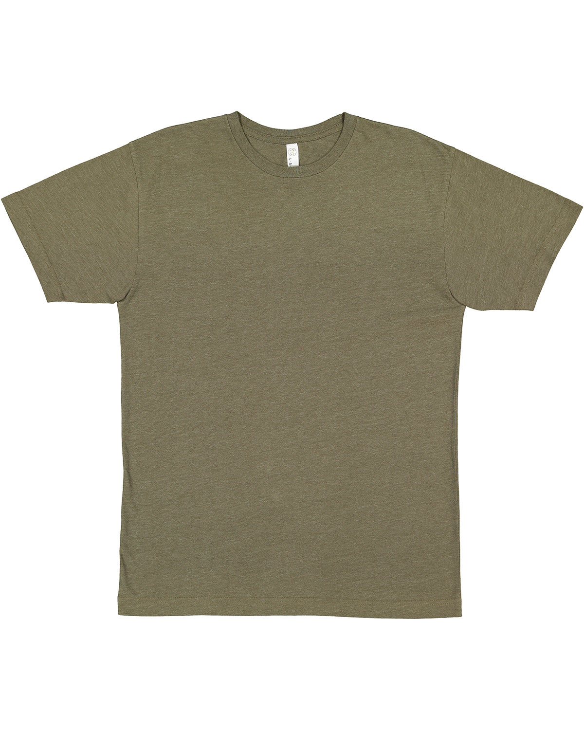 LAT Youth Fine Jersey T-Shirt VNT MILITARY GRN