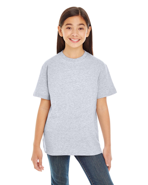LAT Youth Premium Jersey T-Shirt HEATHER