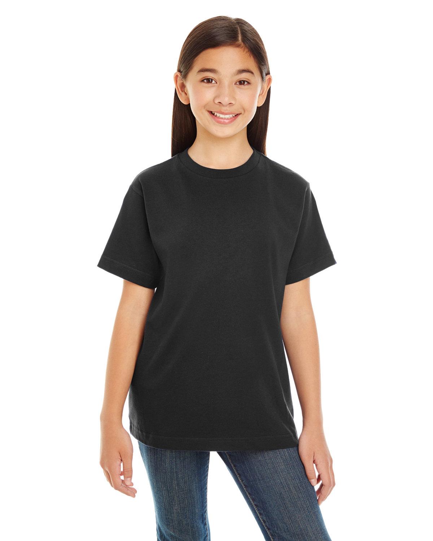 LAT Youth Premium Jersey T-Shirt BLACK