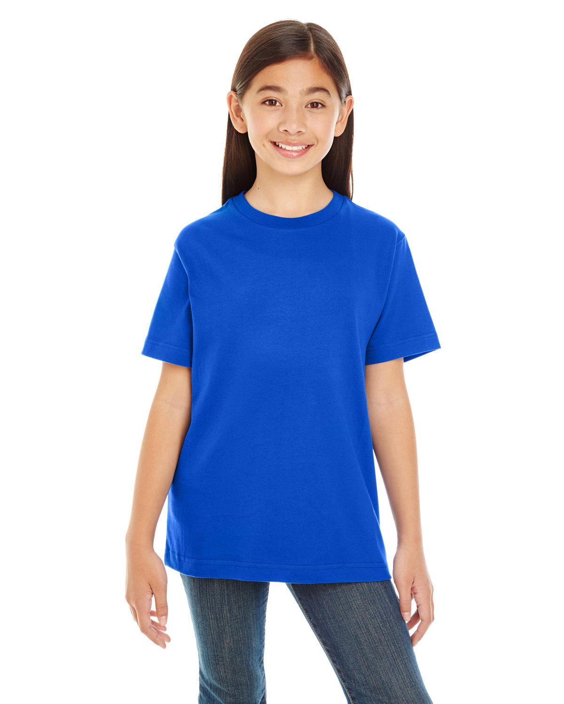 LAT Youth Premium Jersey T-Shirt ROYAL