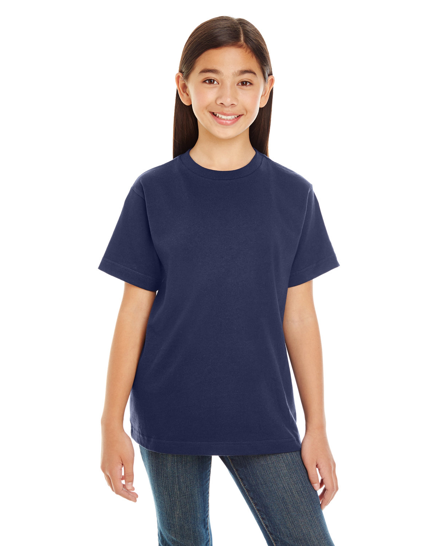 LAT Youth Premium Jersey T-Shirt NAVY