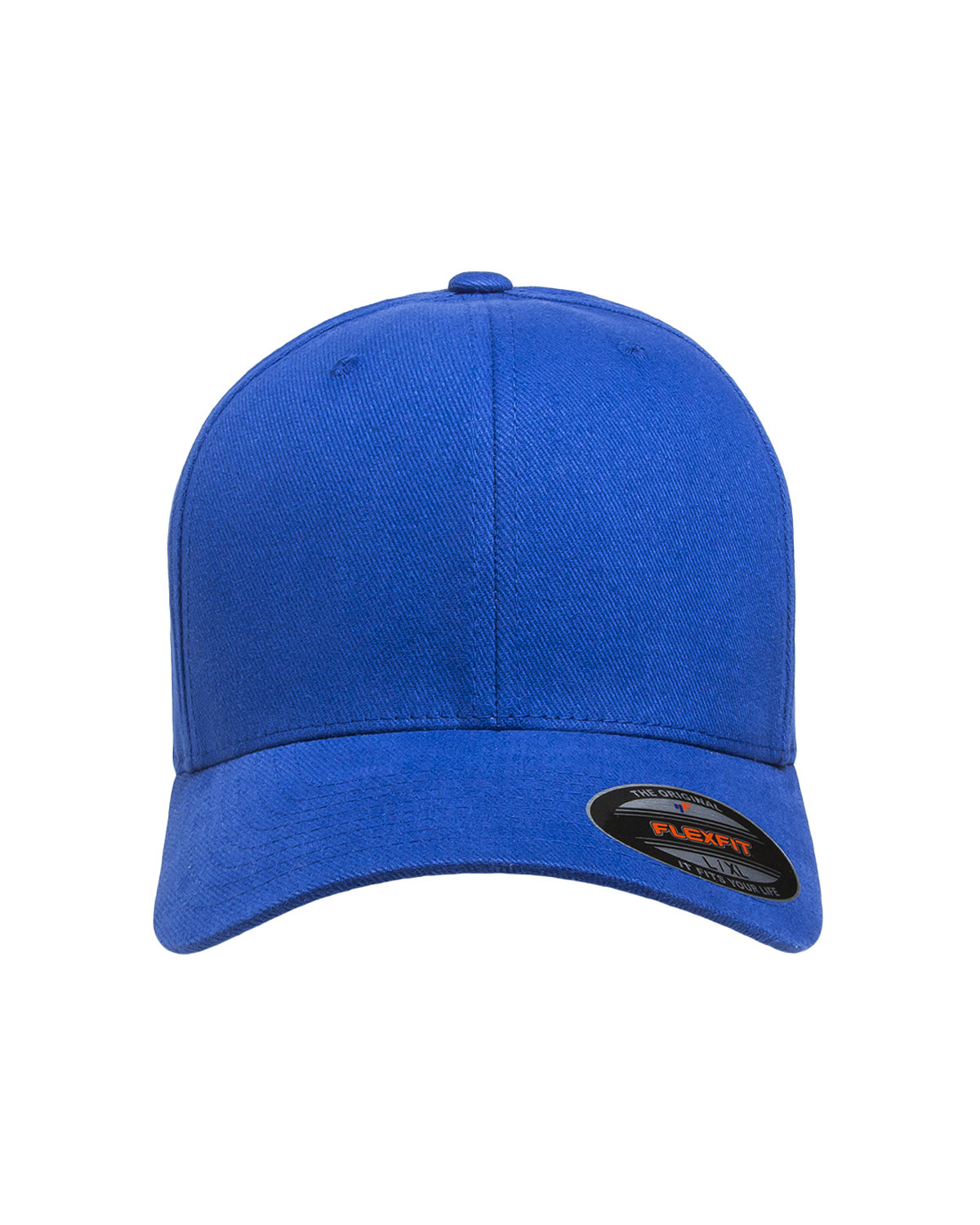 Flexfit Adult Brushed Twill Cap ROYAL