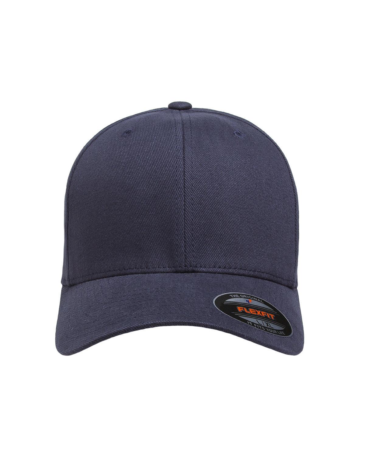 Flexfit Adult Brushed Twill Cap NAVY