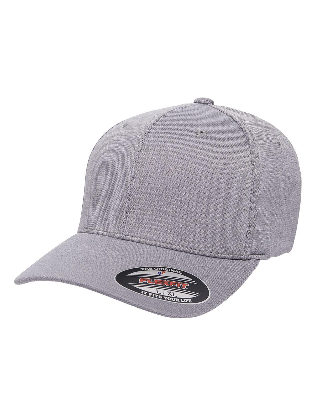 Flexfit Adult Cool & Dry Sport Cap SILVER