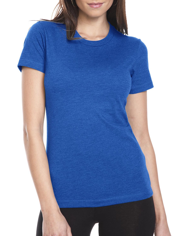Next Level Ladies' CVC T-Shirt ROYAL