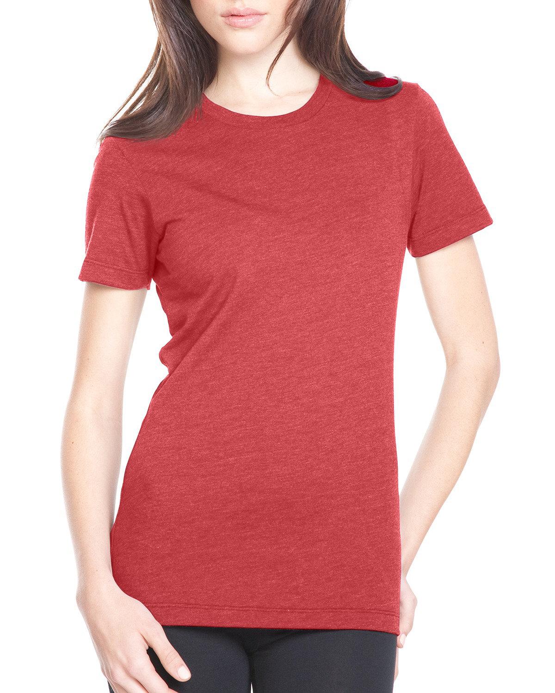Next Level Ladies' CVC T-Shirt CARDINAL