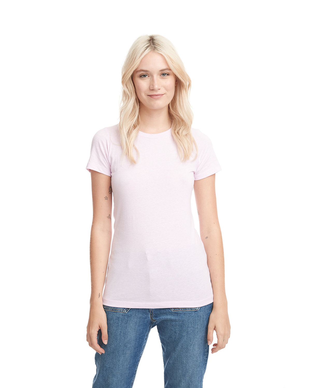 Next Level Ladies' CVC T-Shirt LILAC