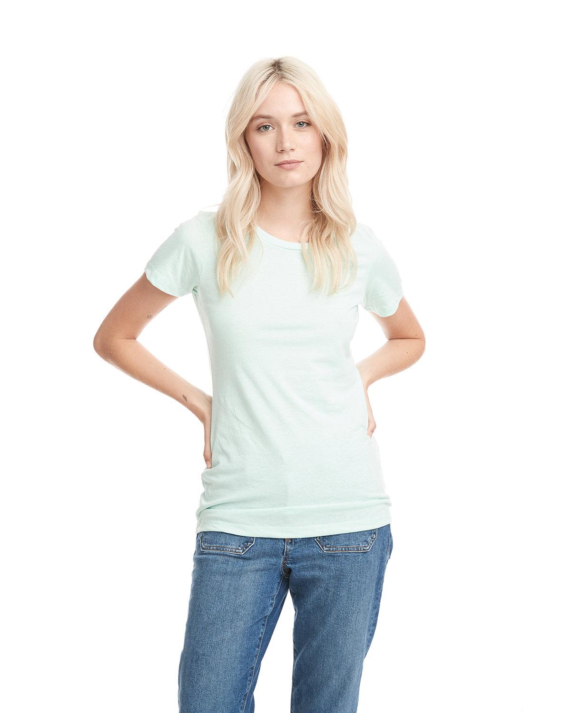Next Level Ladies' CVC T-Shirt MINT