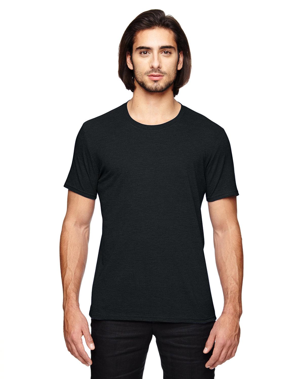 Anvil Adult Triblend T-Shirt BLACK