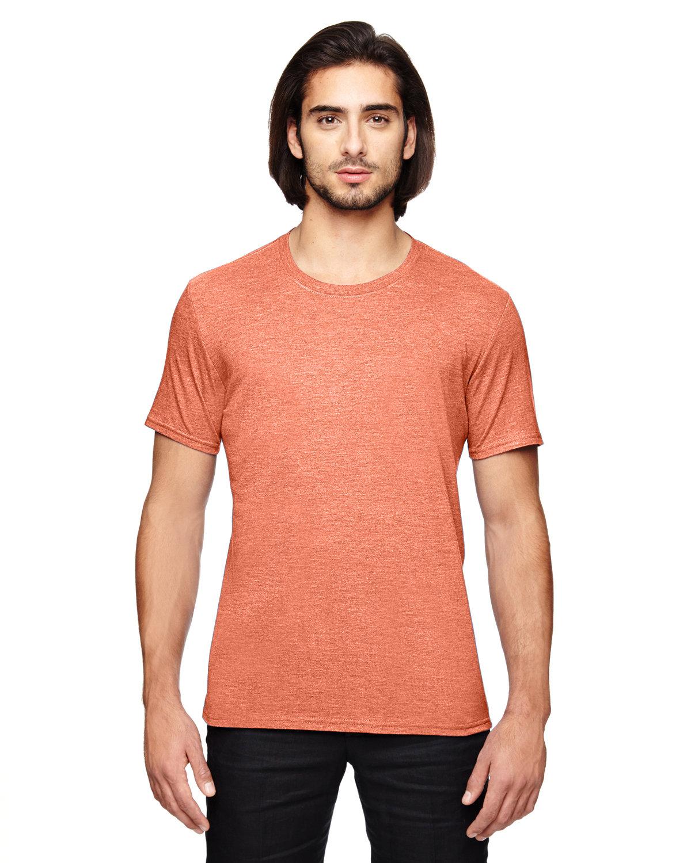 Anvil Adult Triblend T-Shirt HEATHER BRONZE