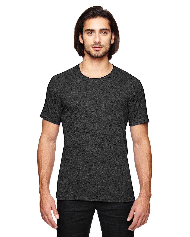 Anvil Adult Triblend T-Shirt HEATHER DK GREY