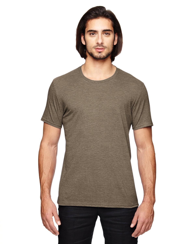 Anvil Adult Triblend T-Shirt HEATHER SLATE