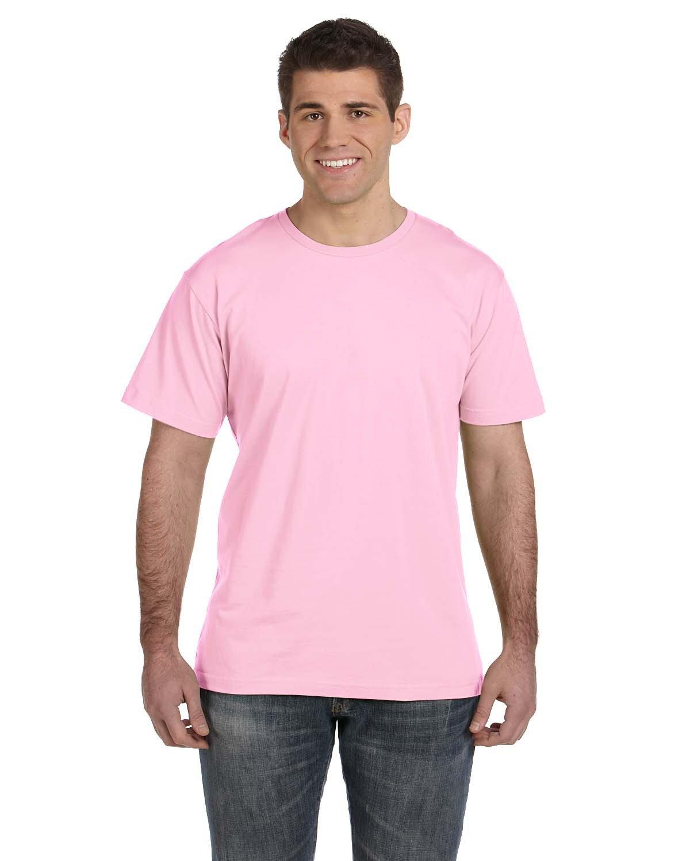 LAT Men's Fine Jersey T-Shirt PINK