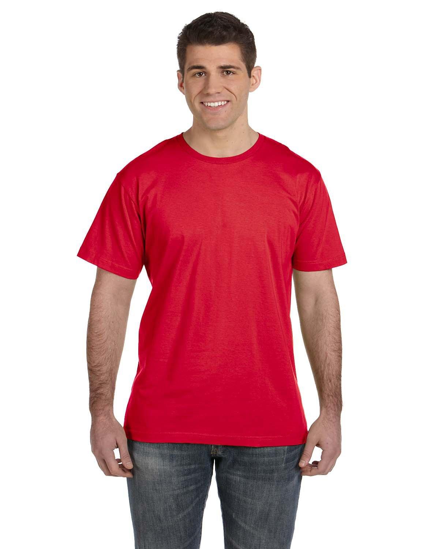 LAT Men's Fine Jersey T-Shirt RED