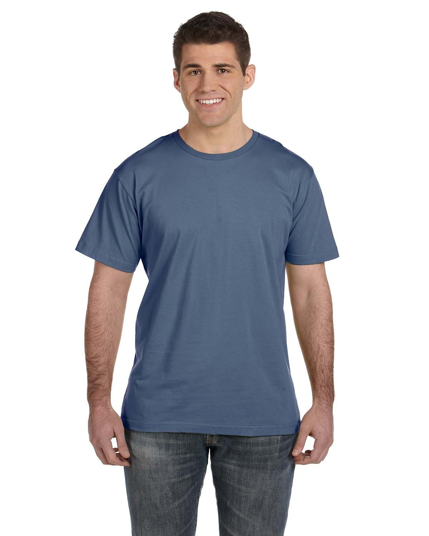 LAT Men's Fine Jersey T-Shirt INDIGO