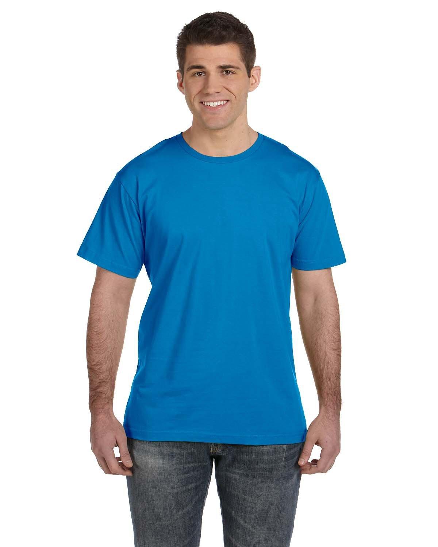 LAT Men's Fine Jersey T-Shirt COBALT