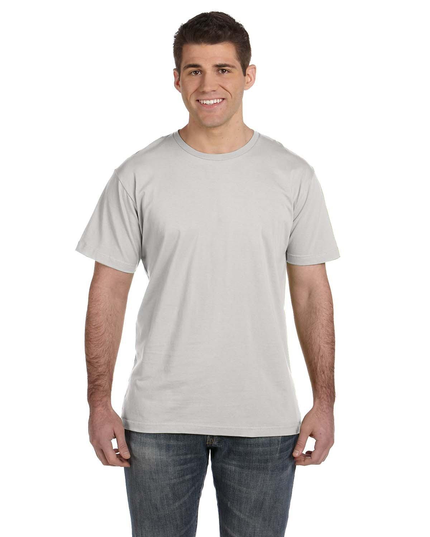 LAT Men's Fine Jersey T-Shirt SILVER