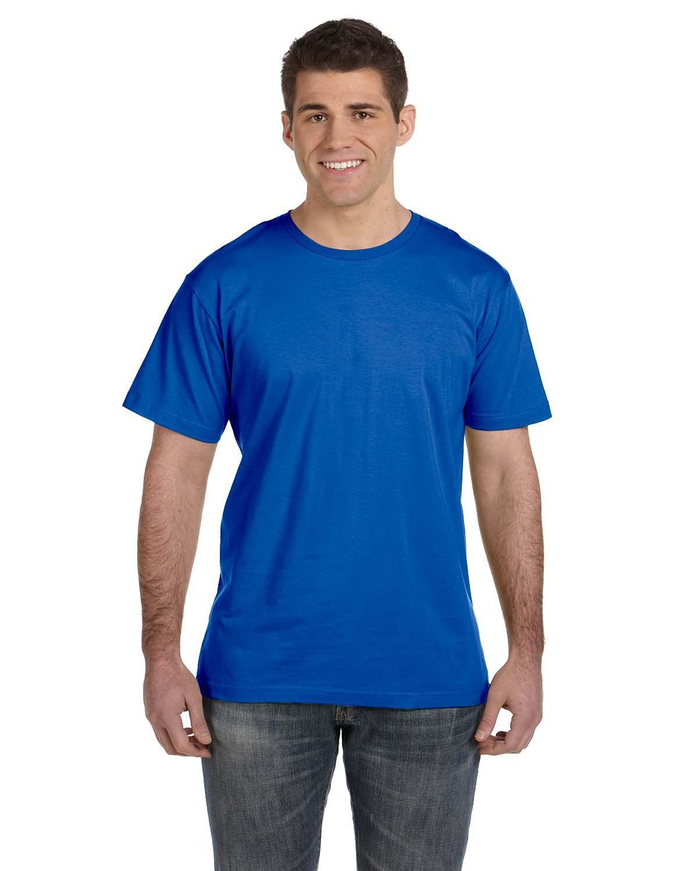 LAT Men's Fine Jersey T-Shirt ROYAL