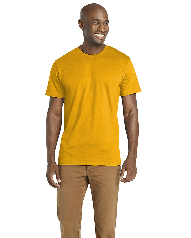 LAT Men's Fine Jersey T-Shirt GOLD
