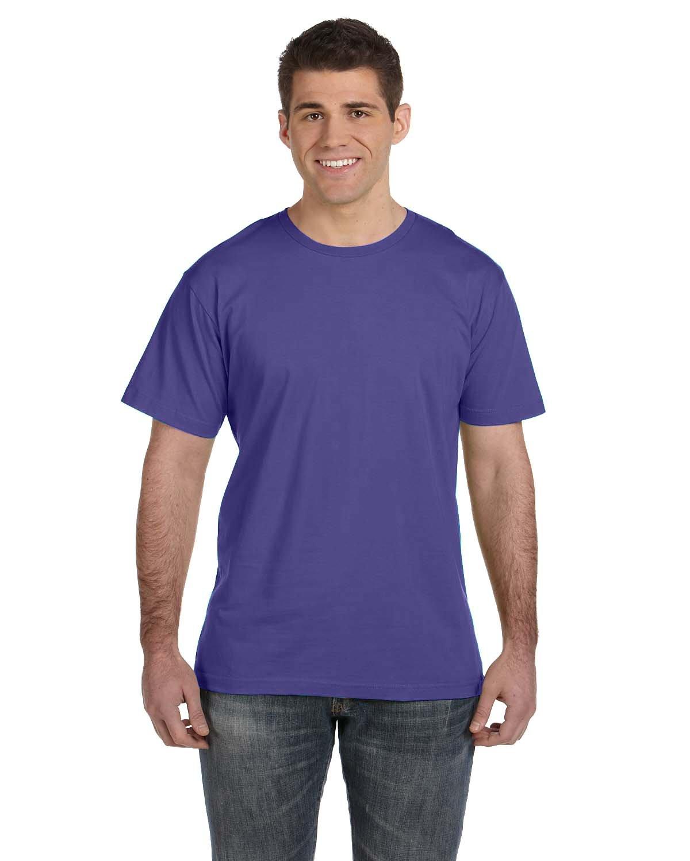 LAT Men's Fine Jersey T-Shirt PURPLE