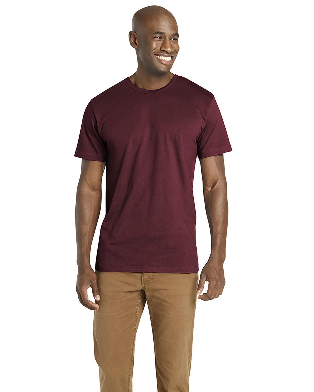 LAT Men's Fine Jersey T-Shirt MAROON