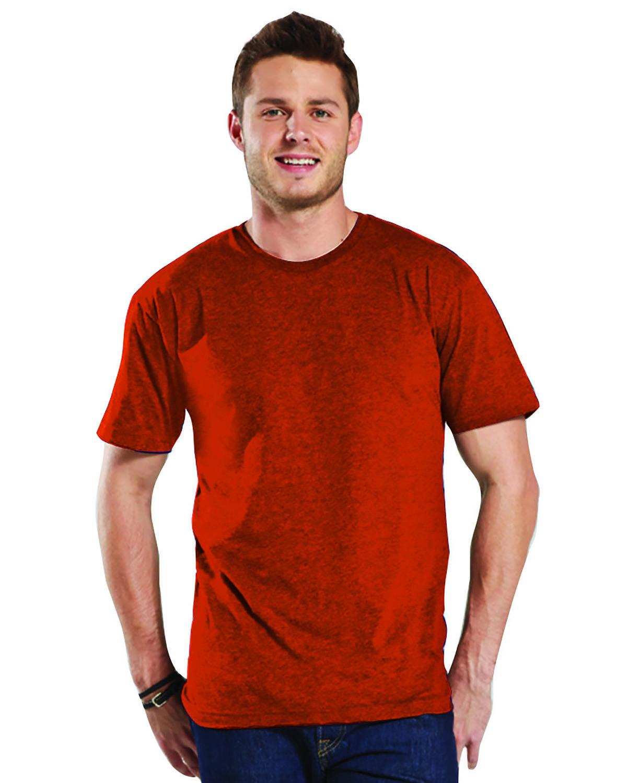 LAT Men's Fine Jersey T-Shirt VINTAGE ORANGE