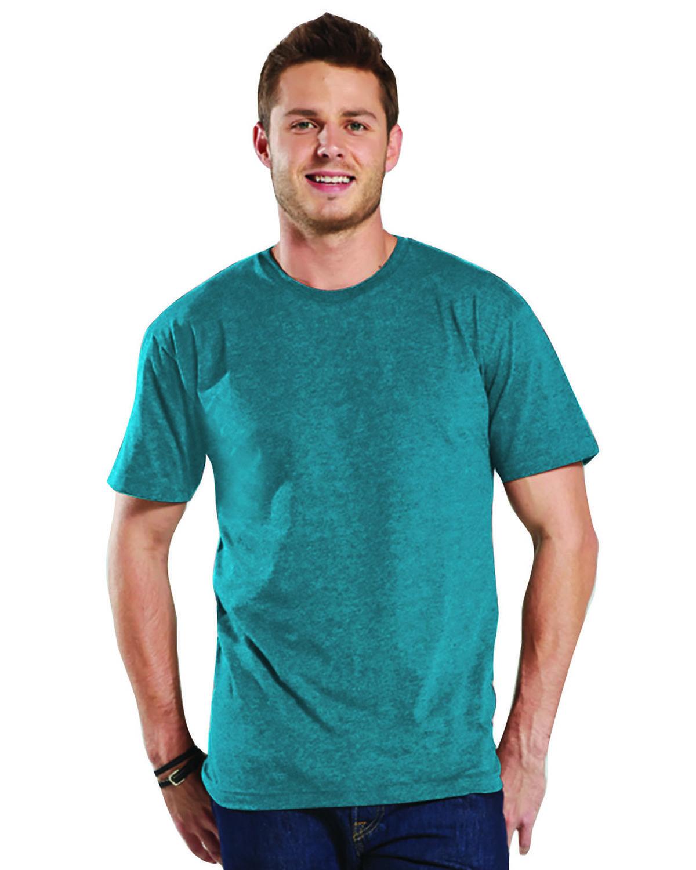 LAT Men's Fine Jersey T-Shirt VINT TURQUOISE