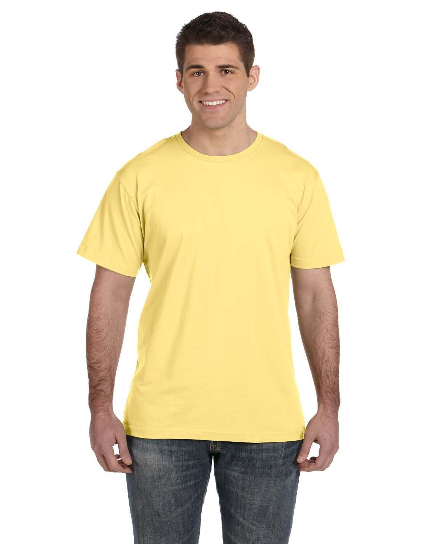 LAT Men's Fine Jersey T-Shirt BUTTER