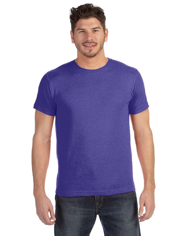 LAT Men's Fine Jersey T-Shirt VINTAGE PURPLE