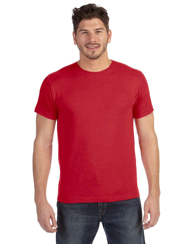 LAT Men's Fine Jersey T-Shirt VINTAGE RED