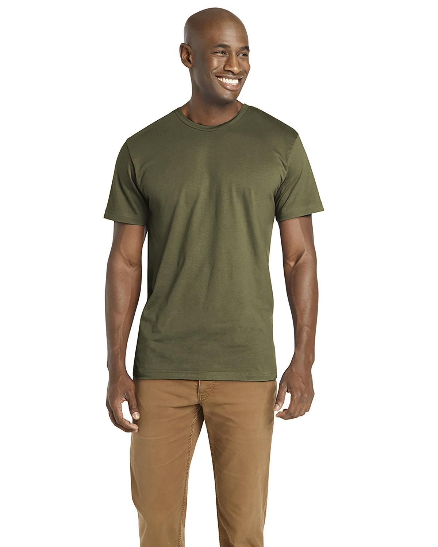 LAT Men's Fine Jersey T-Shirt MILITARY GREEN