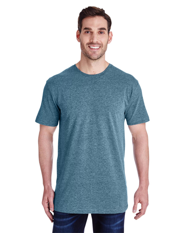 LAT Men's Fine Jersey T-Shirt VINTAGE INDIGO