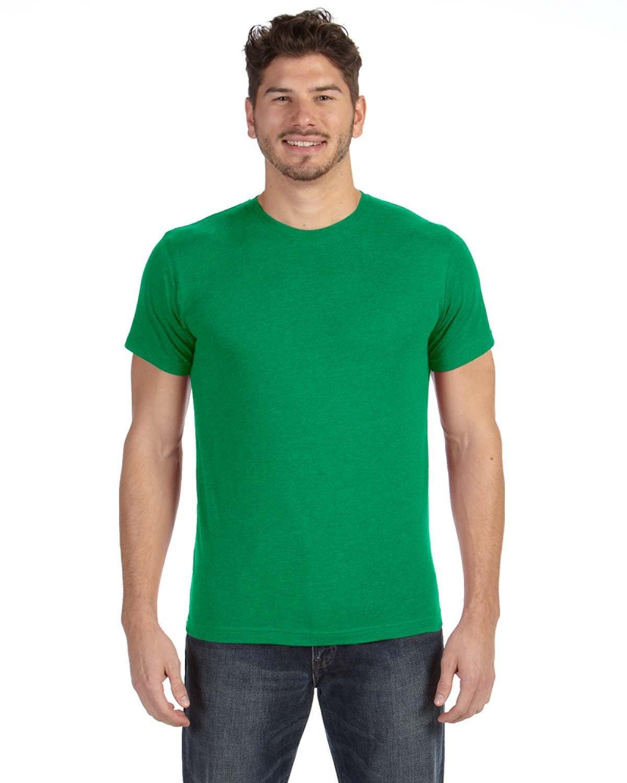 LAT Men's Fine Jersey T-Shirt VINTAGE GREEN