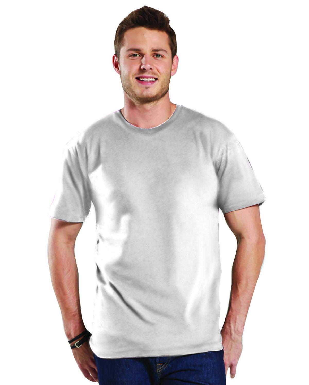 LAT Men's Fine Jersey T-Shirt BLENDED WHITE