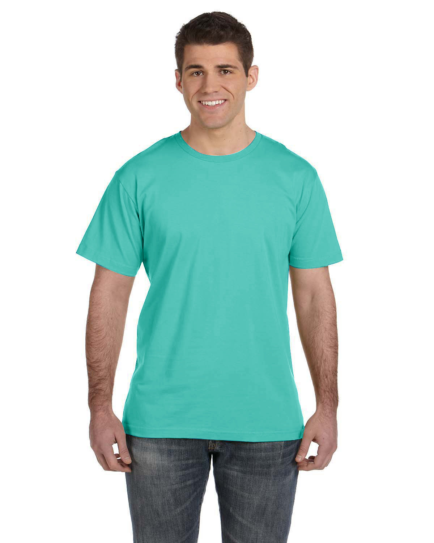 LAT Men's Fine Jersey T-Shirt CARIBBEAN