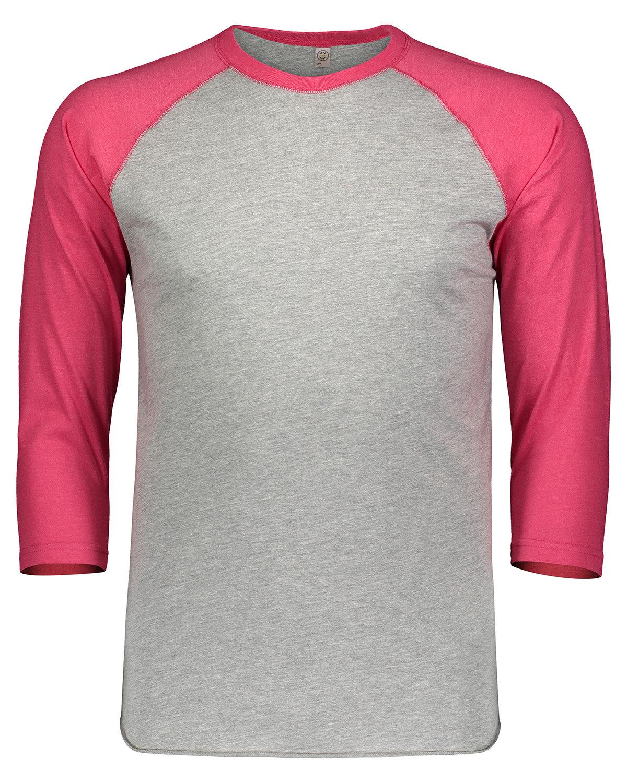 LAT Men's Baseball T-Shirt VN HT/ VN HT PNK