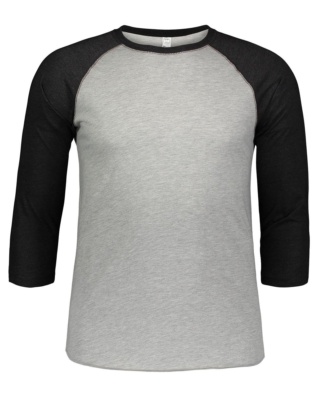 LAT Men's Baseball T-Shirt VN HTH/ VN SMOKE
