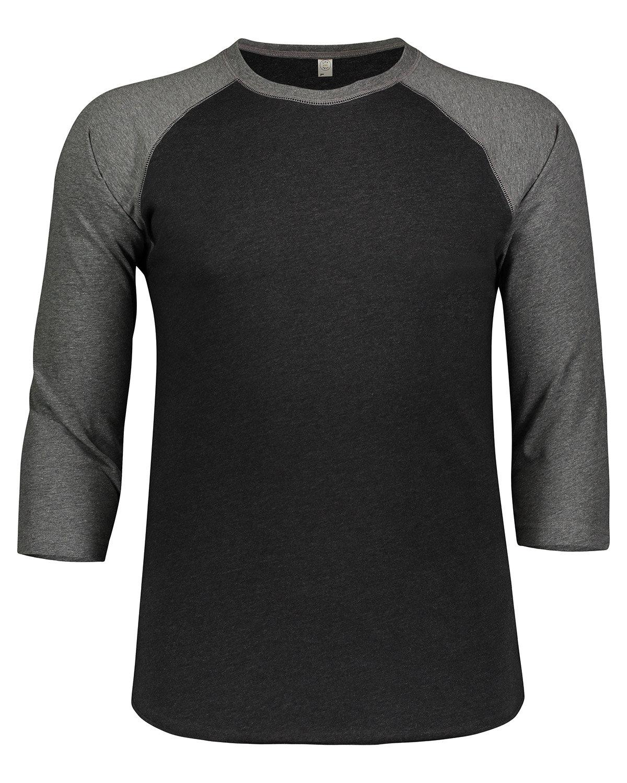LAT Men's Baseball T-Shirt VN SMK/ GRAN HTH