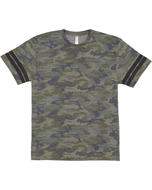 LAT Men's Football T-Shirt VN CAMO/ VN SMK