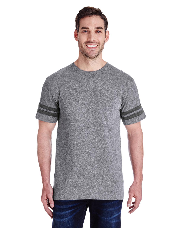 LAT Men's Football T-Shirt GRAN HTH/ VN SMK