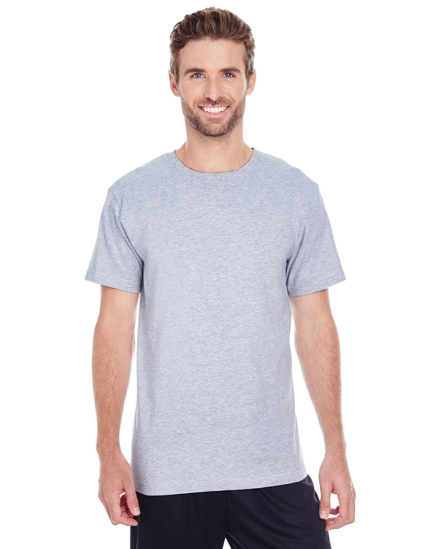 LAT Men's Premium Jersey T-Shirt HEATHER