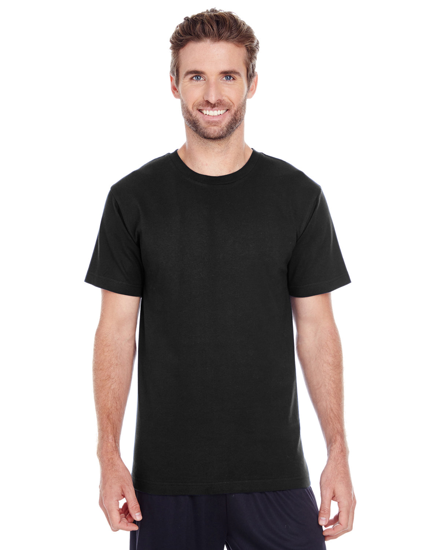 LAT Men's Premium Jersey T-Shirt BLACK