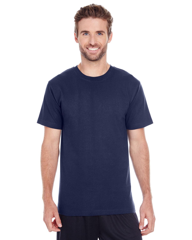 LAT Men's Premium Jersey T-Shirt NAVY