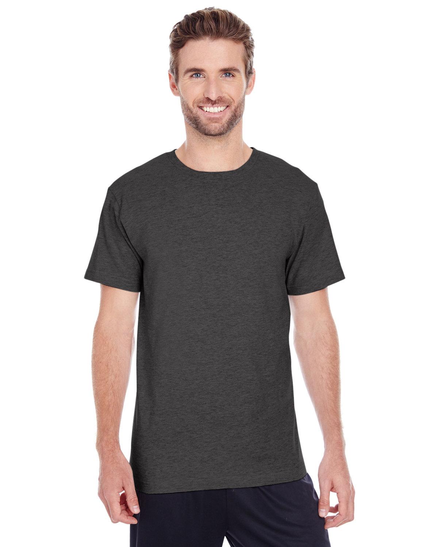 LAT Men's Premium Jersey T-Shirt VINTAGE SMOKE