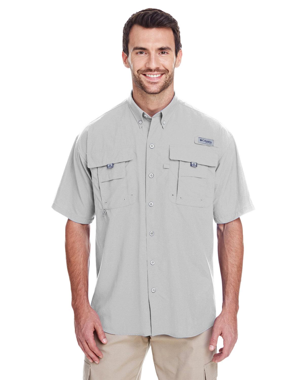 Columbia Men's Bahama™ II Short-Sleeve Shirt COOL GREY