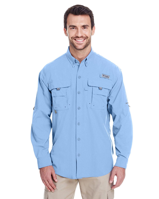 Columbia Men's Bahama™ II Long-Sleeve Shirt SAIL