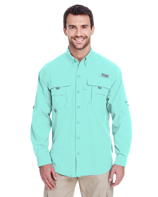 Columbia Men's Bahama™ II Long-Sleeve Shirt GULF STREAM